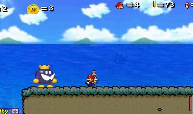 #10 Super Mario 63