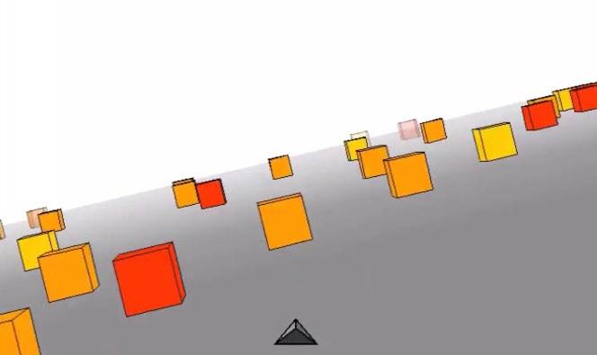 #17 Cubefield
