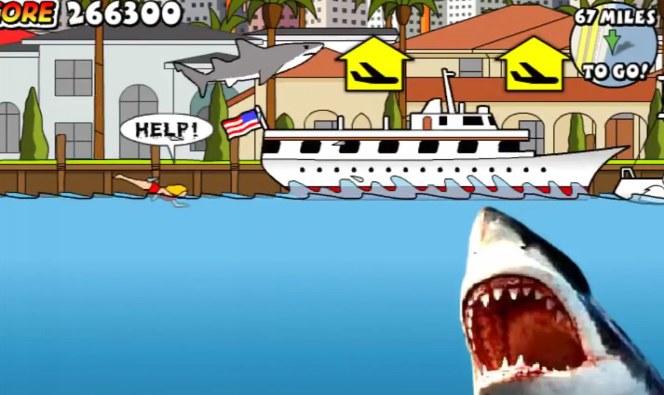 #25 Mausland Shark Game Series