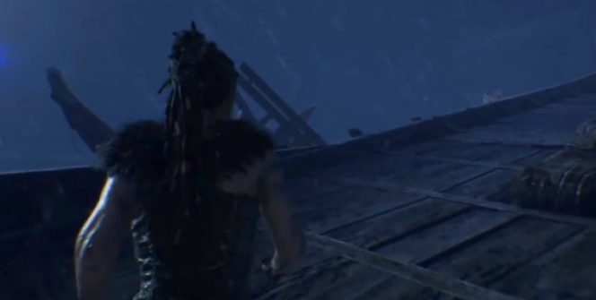 Hellblade new gameplay PS4 and Xbox One