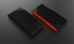 Ataribox Red and Black version