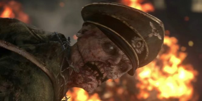 Call Of Duty WW2 Nazi Zombies