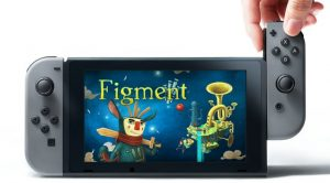 Indie Game Figment Announced For Switch