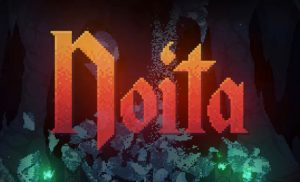 Noita Revealed For PC, Pixel Simulated Goodness!