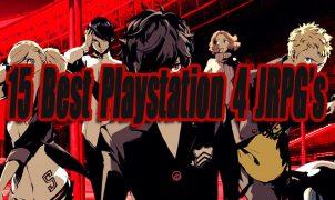 15 Best Playstation 4 JRPG Games