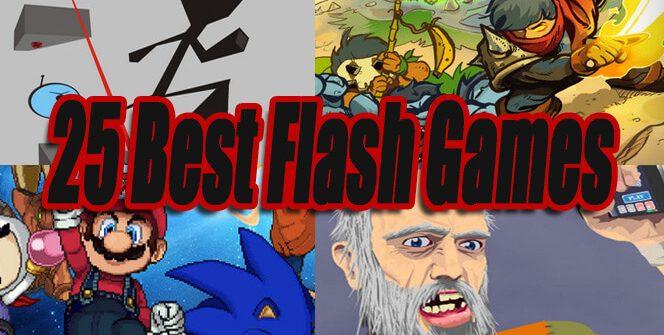 25 Best Flash Games