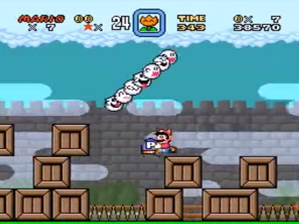 Marios Amazing Adventure Revitalized