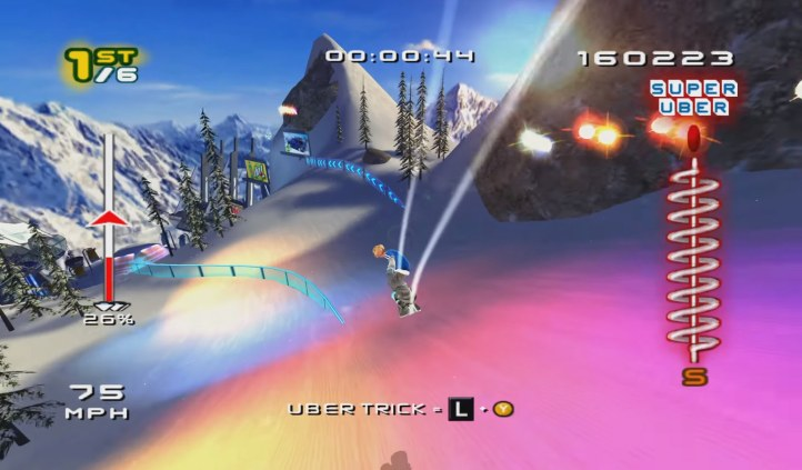 #2 SSX 3