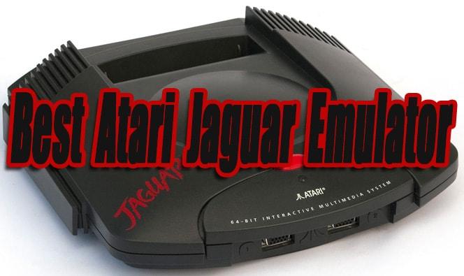 Best Atari Jaguar Emulator
