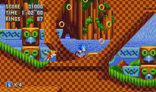 #5 Sonic Mania
