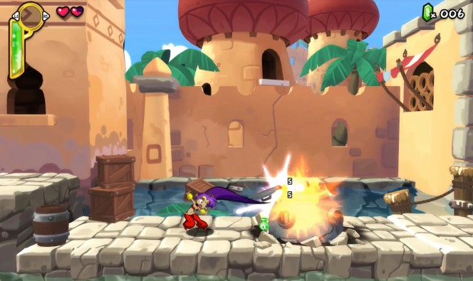 Shantae Half Genie Hero PS4