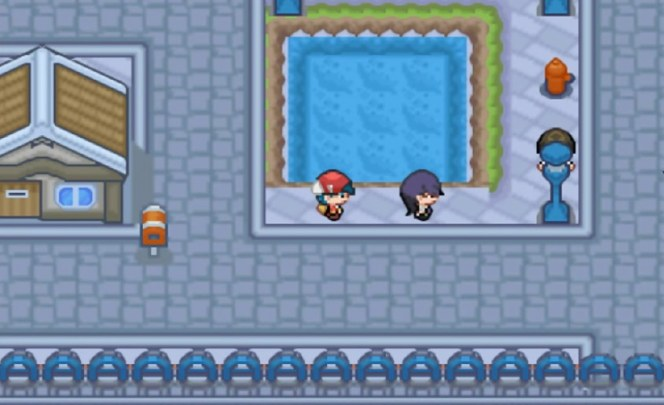 #2 Pokemon Light Platinum