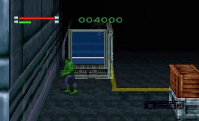 #4 Hulk The Pantheon Saga