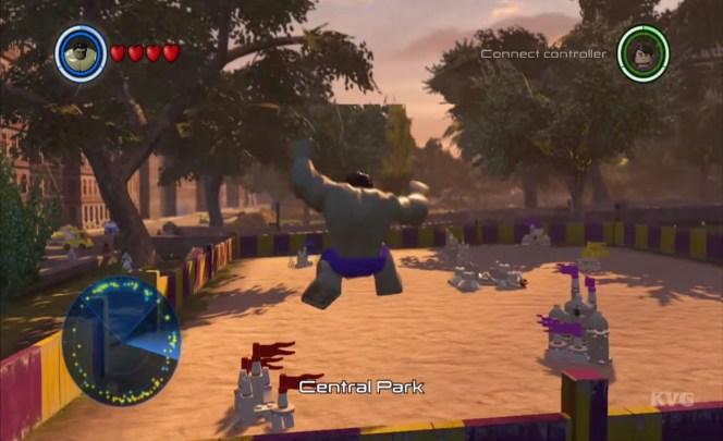 Lego Marvel Avengers Hulk