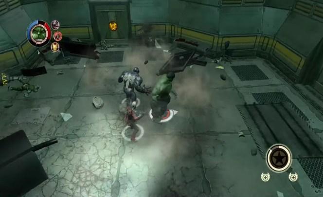 Marvel Ultimate Alliance 2 Hulk