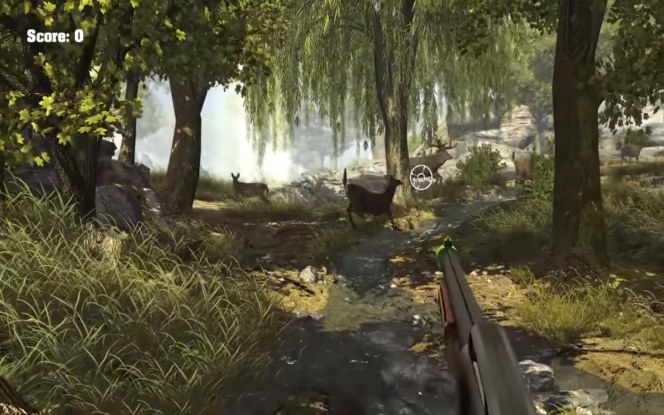 animal hunting games xbox one