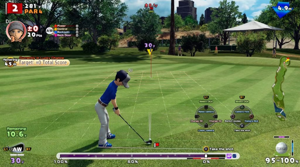 #1 Everybody's Golf