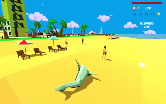 #7 Shark Simulator