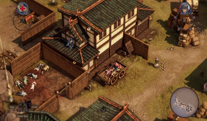 #2 Shadow Tactics: Blades Of The Shogun