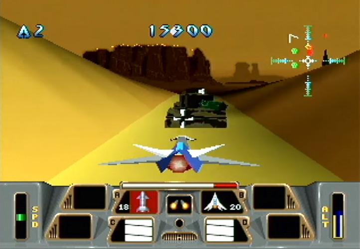 Why I hated Cybermorph - Atari Jaguar - AtariAge Forums