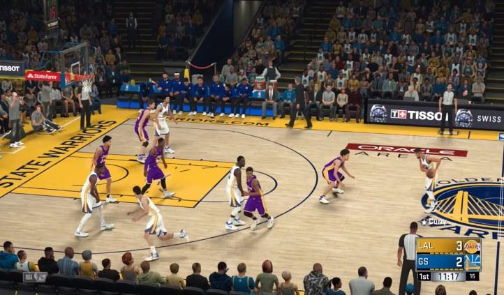 #1 NBA 2K18