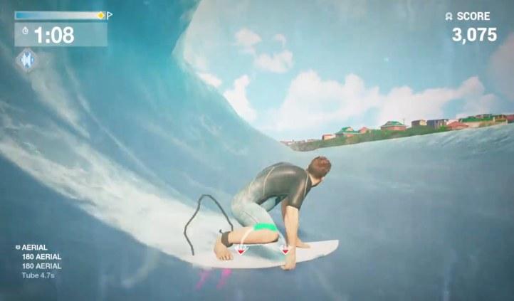 #1 Surf World Series