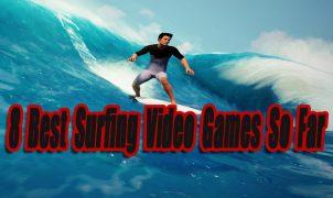 8 Best Surfing Video Games So Far