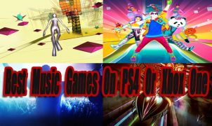 Best Music Games On PS4 or Xbox One