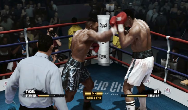 #1 Fight Night Champion
