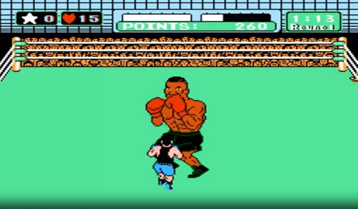 #3 Mike Tyson's Punch-Out!!