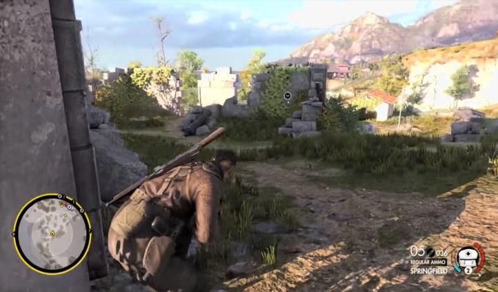 #1 Sniper Elite 4