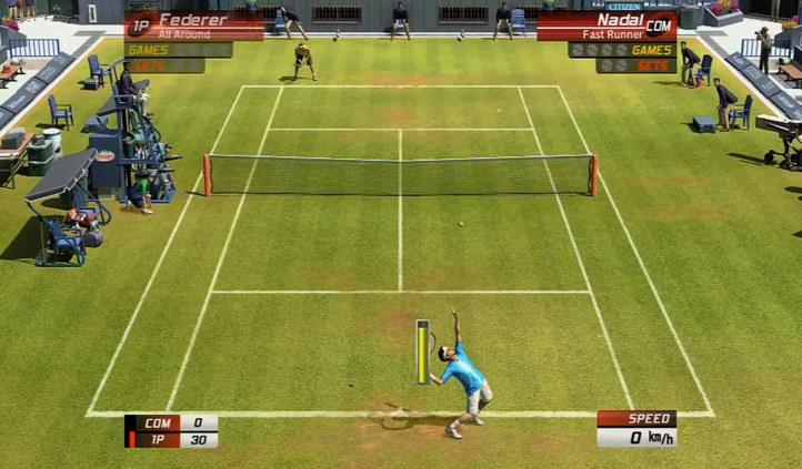 #3 Virtua Tennis 3