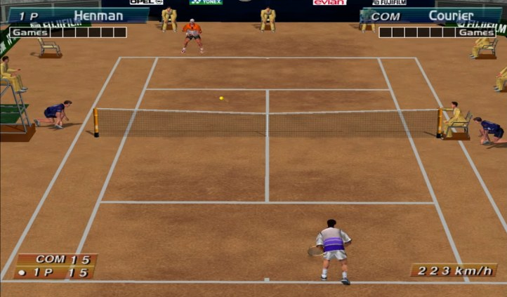 #7 Virtua Tennis 1