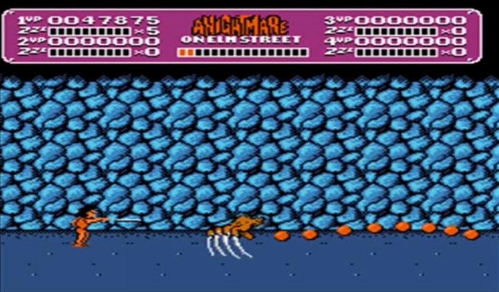 #3 A Nightmare On Elm Street NES