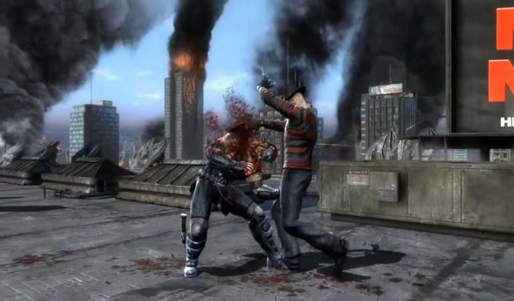 Mortal Kombat 2011, Freddy Krueger