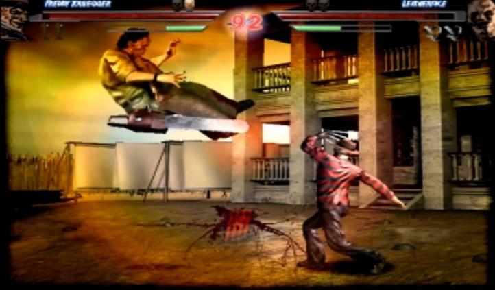 Terrordome - Freddy Krueger
