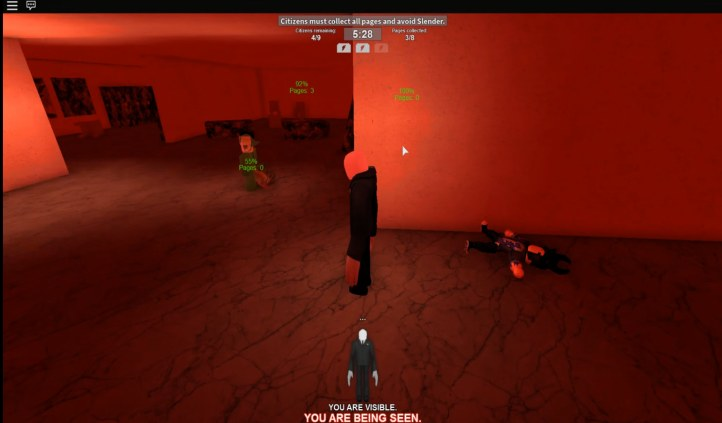 Roblox Scary Games, Stop It Slender 2
