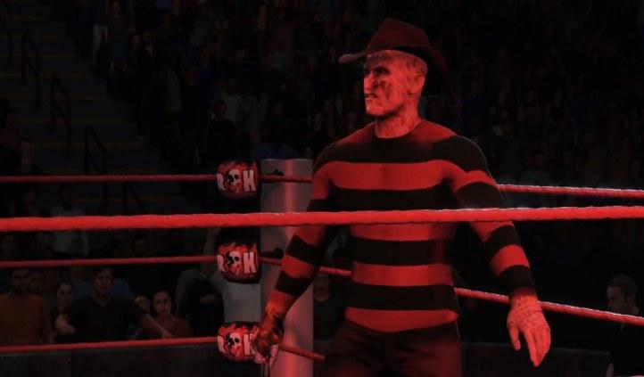WWE 2K18 Freddy Skin MOD