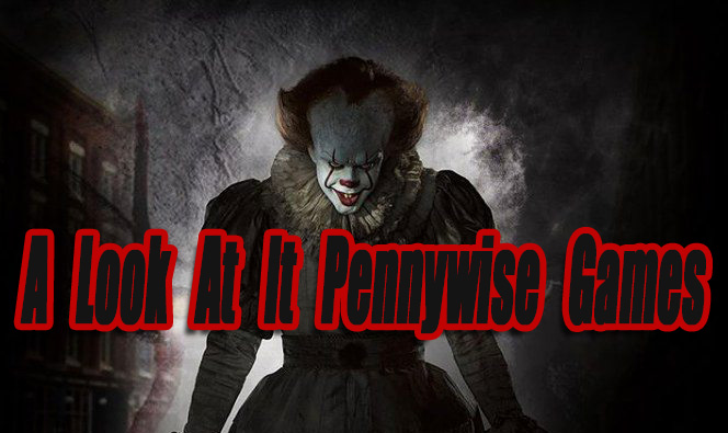 A Look At It: Pennywise Games
