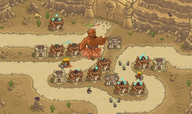 #2 Kingdom Rush