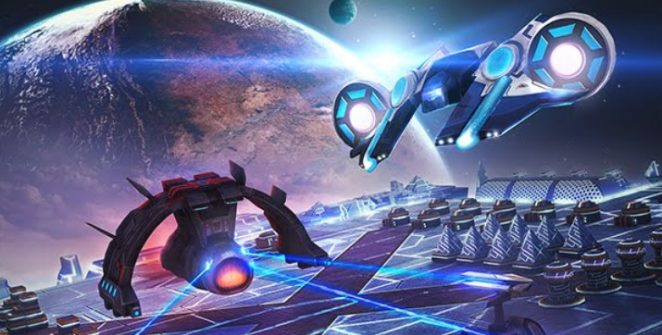 Comet Crash 2 Playstation 4 game