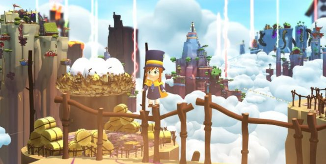 A Hat In Time Ps4 and Xbox One
