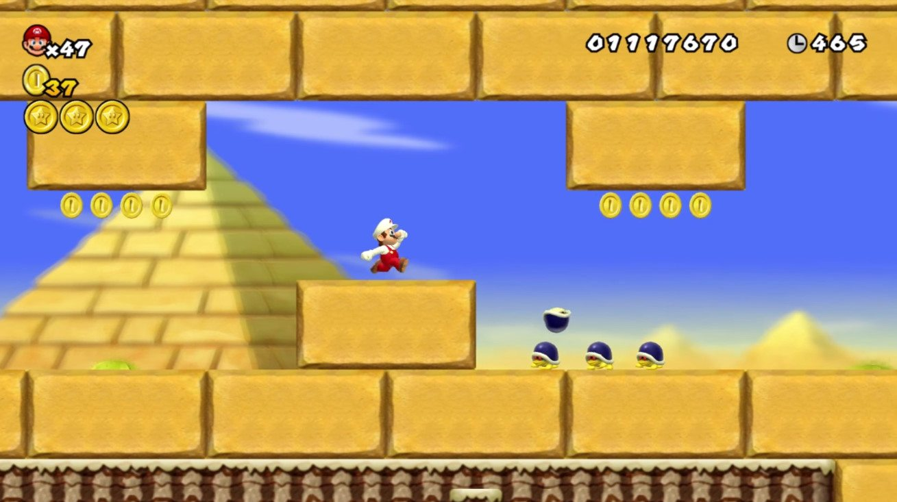new super mario bros 2 nds emulator online