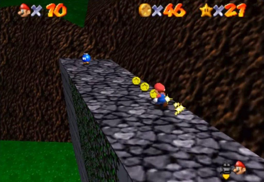 Super Mario Star Road