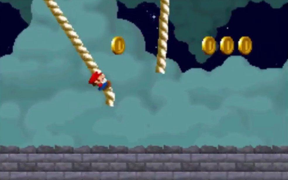 Super Mario Endless Earth