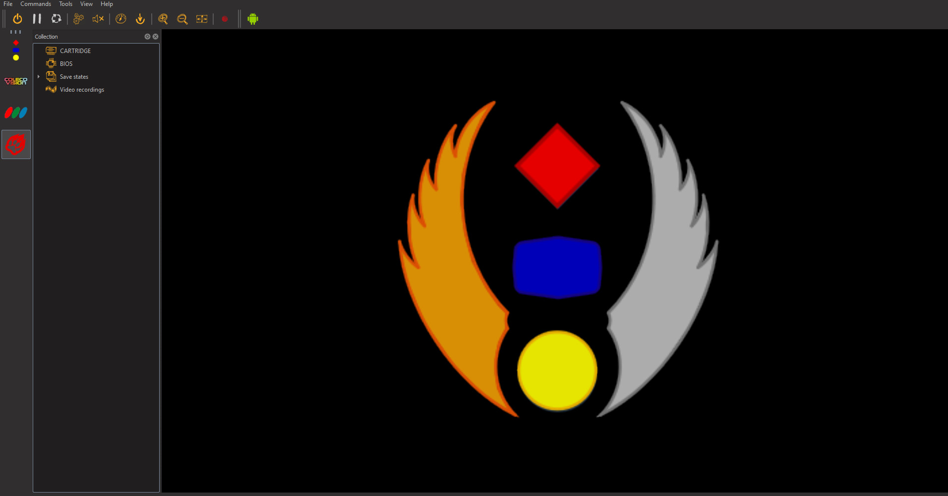 Phoenix Project Emulator Boot Up