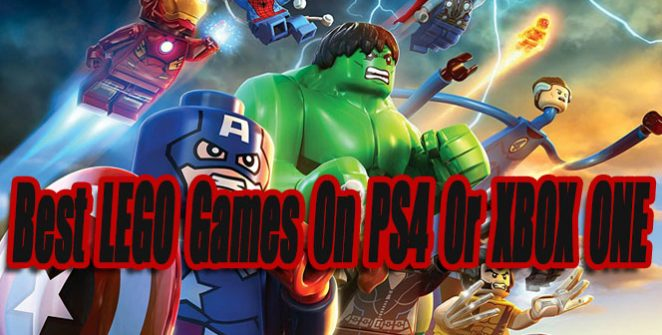 10 Best Lego Games On PS4 or Xbox One So Far