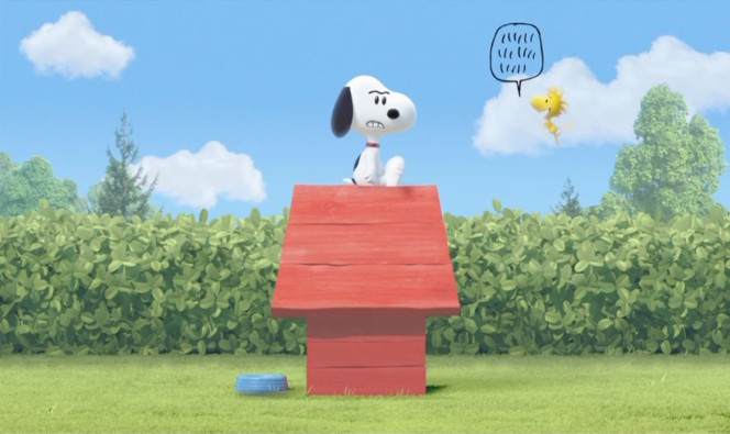 Snoopys Grand Adventure ps4
