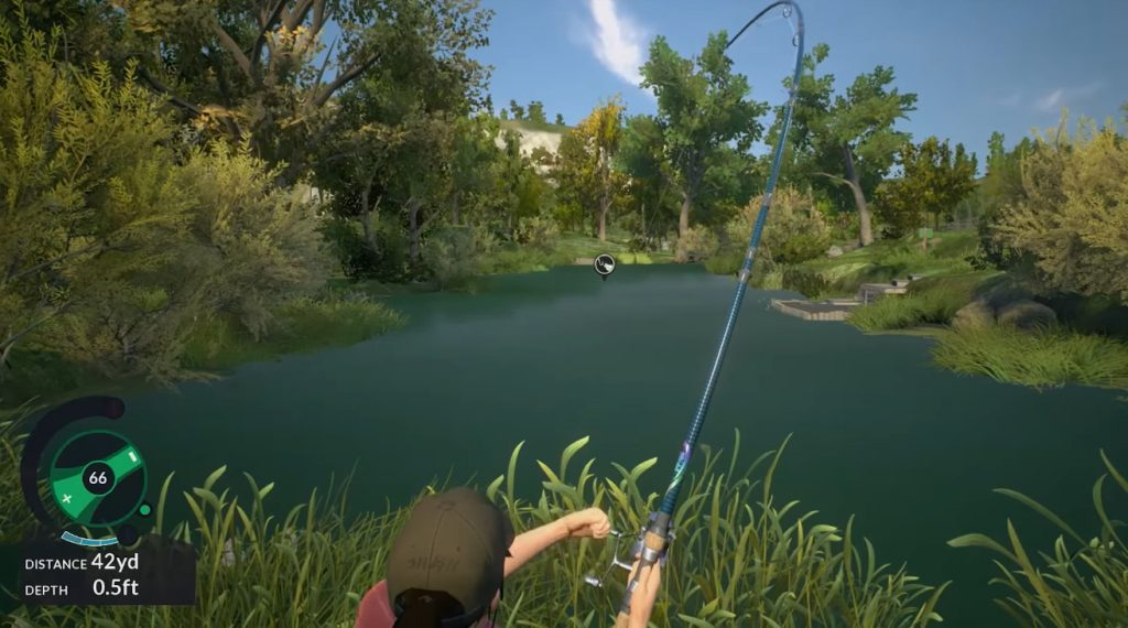 Dovetail Euro Fishing PS4