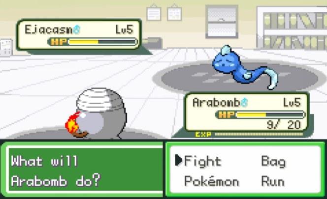 #12 Pokemon Clover